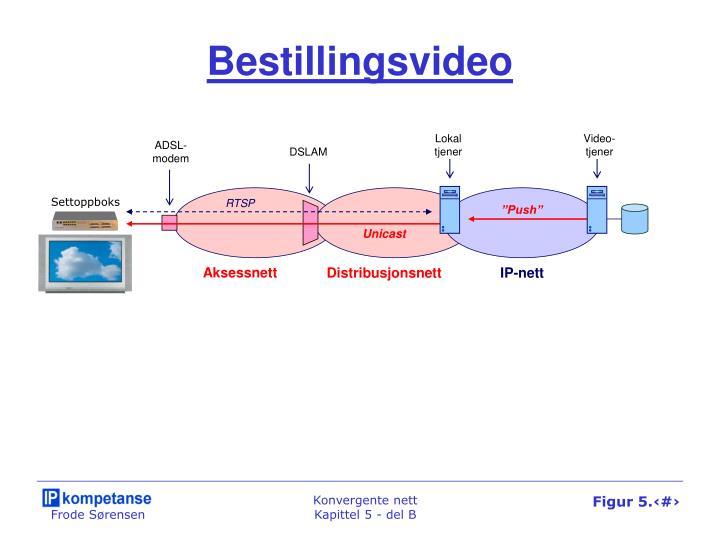Bestillingsvideo