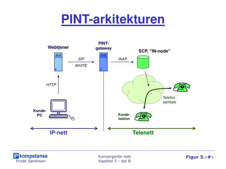 PINT-arkitekturen