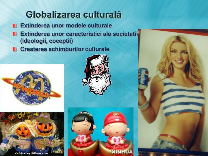 Globalizarea culturală