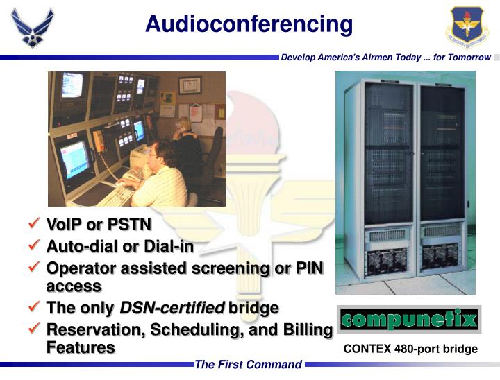 Audioconferencing