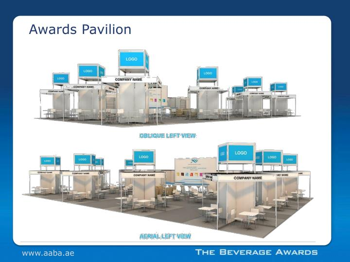 Awards Pavilion