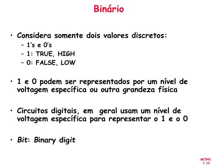Binário