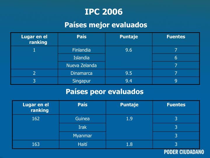 IPC 2006