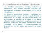 derechos econ micos sociales y culturales