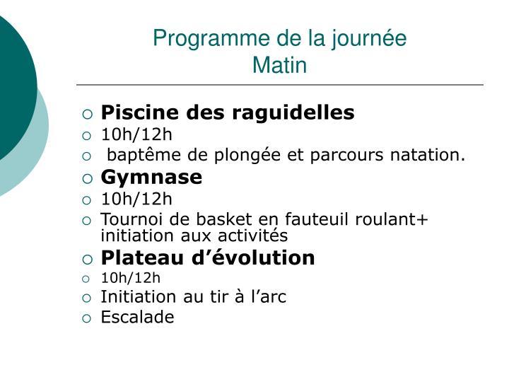 Ppt suresnes f te le sport powerpoint presentation id for Piscine des raguidelles