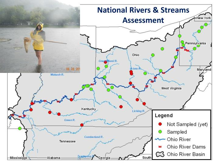 National Rivers & Streams