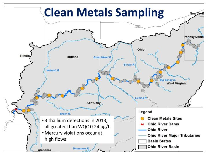 Clean Metals Sampling
