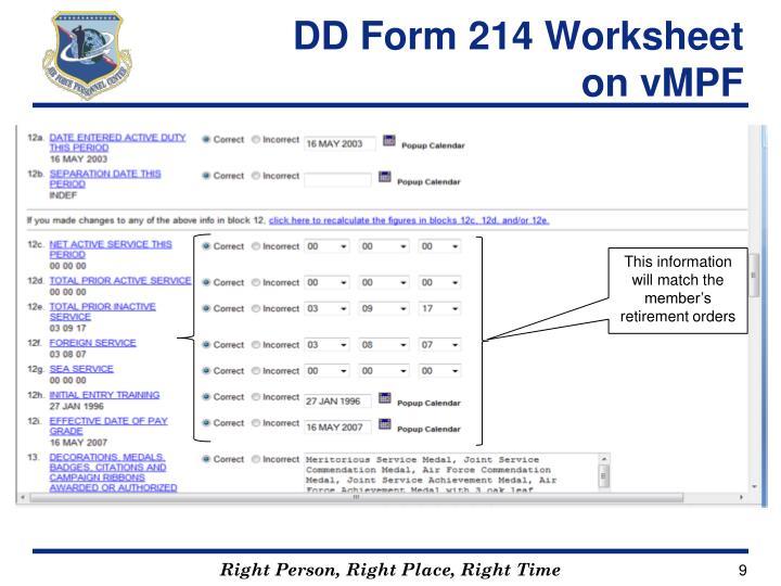 dd214 worksheet defendusinbattleblog
