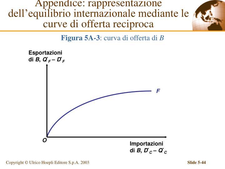 Appendice: rappresentazione