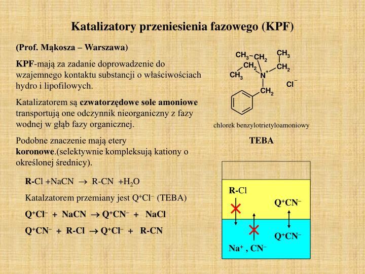 chlorek benzylotrietyloamoniowy