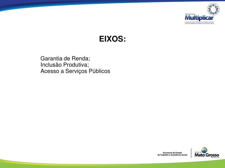 EIXOS: