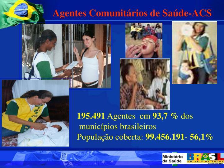 Agentes Comunitrios de Sade-ACS
