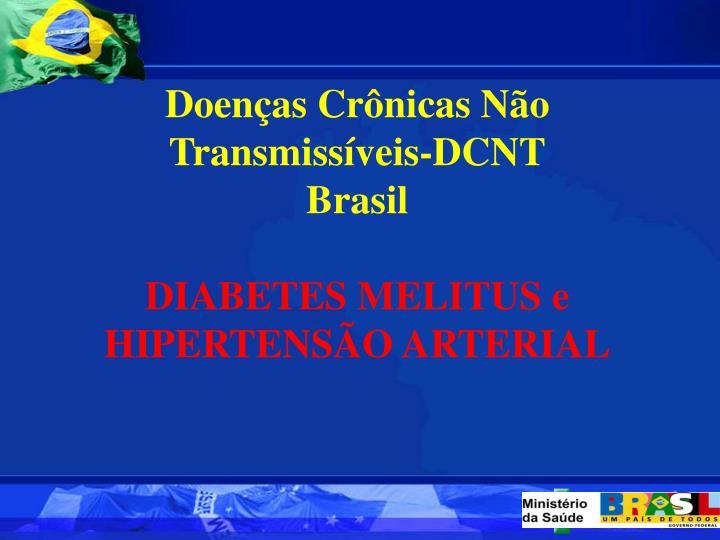 Doenas Crnicas No Transmissveis-DCNT