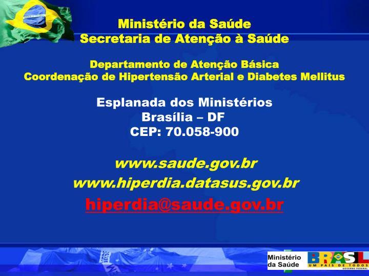 Ministrio da Sade