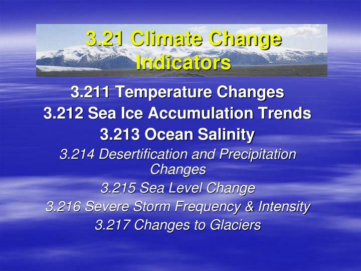 3 21 climate change indicators