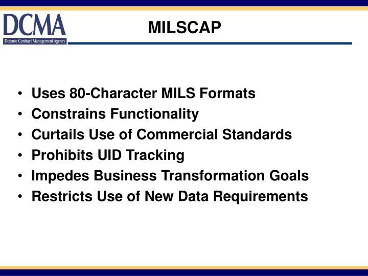 MILSCAP