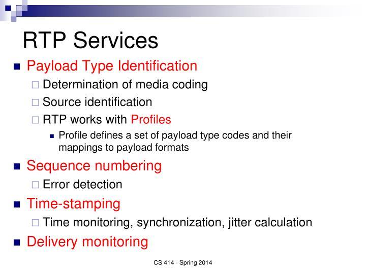 RTP Services