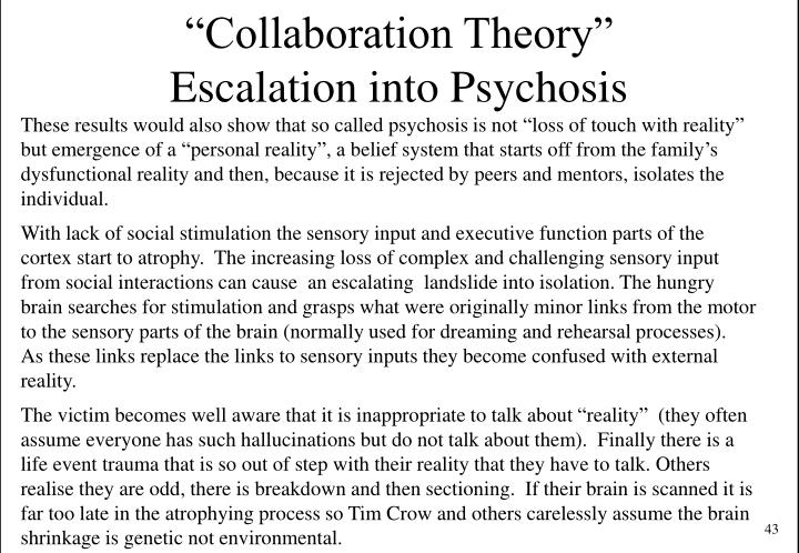 """""""Collaboration Theory"""""""