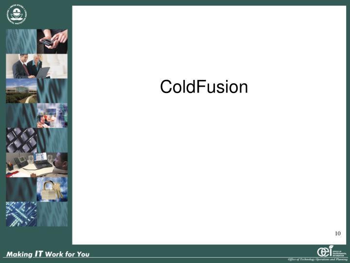 ColdFusion