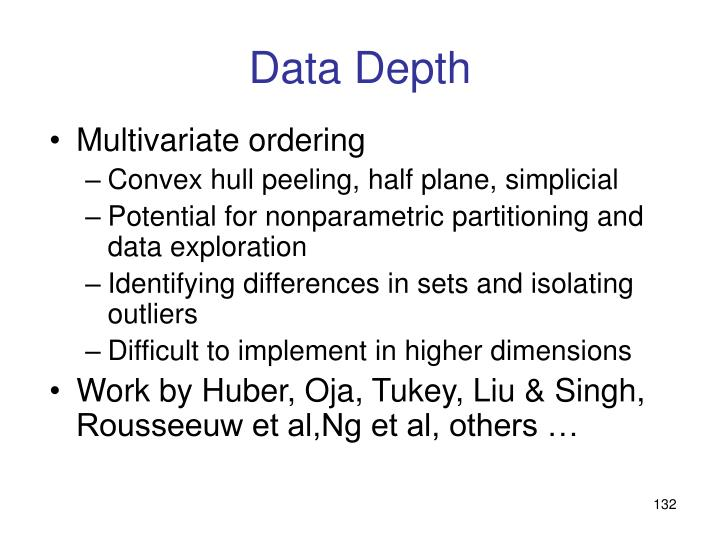 Data Depth