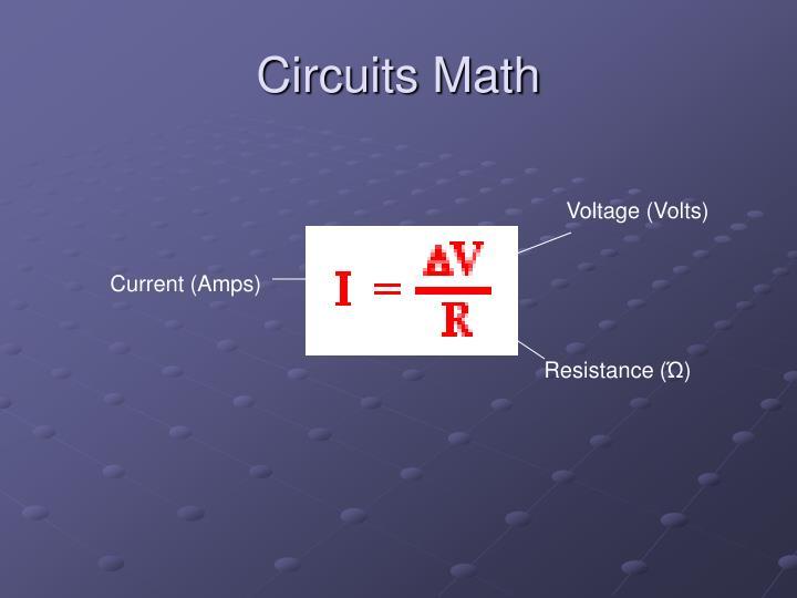 Circuits Math