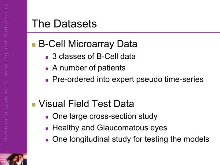 The Datasets