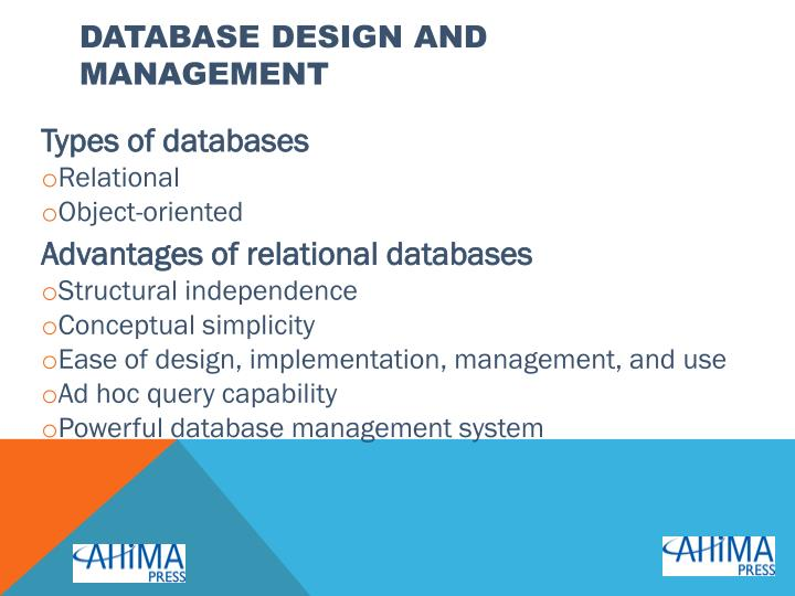 database design of healthcare management system Hospital management & information system (hmis) 3 introduction new realities are placing pressures on the healthcare industry, and how patient care is.