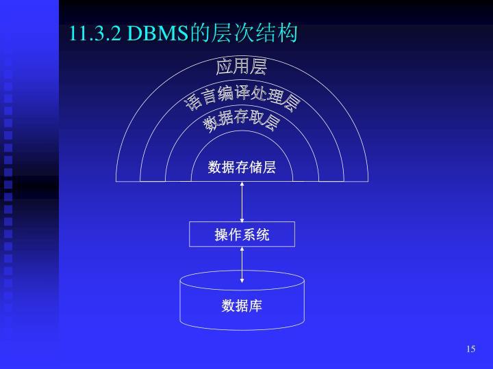 11.3.2 DBMS