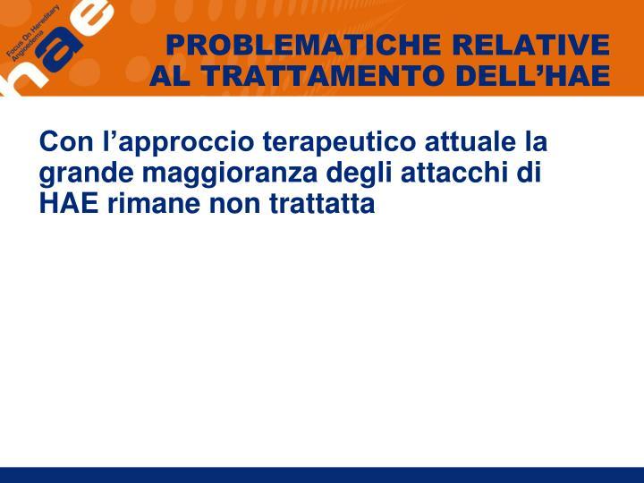 PROBLEMATICHE RELATIVE