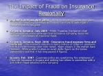 the impact of fraud on insurance regionally3