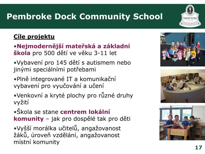 Pembroke Dock Community School