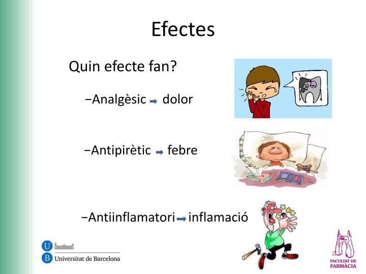 Efectes
