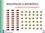 resist ncies a antibi tics2