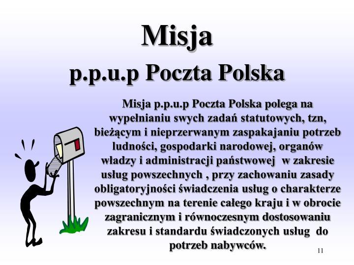 Misja