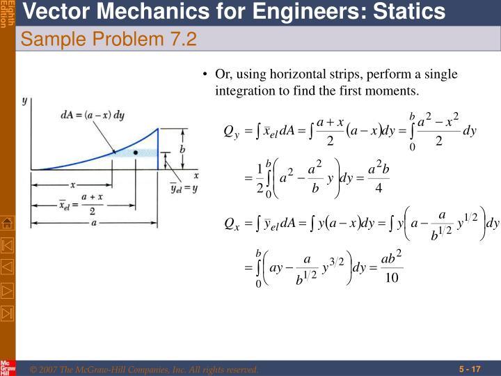 Sample Problem 7.2