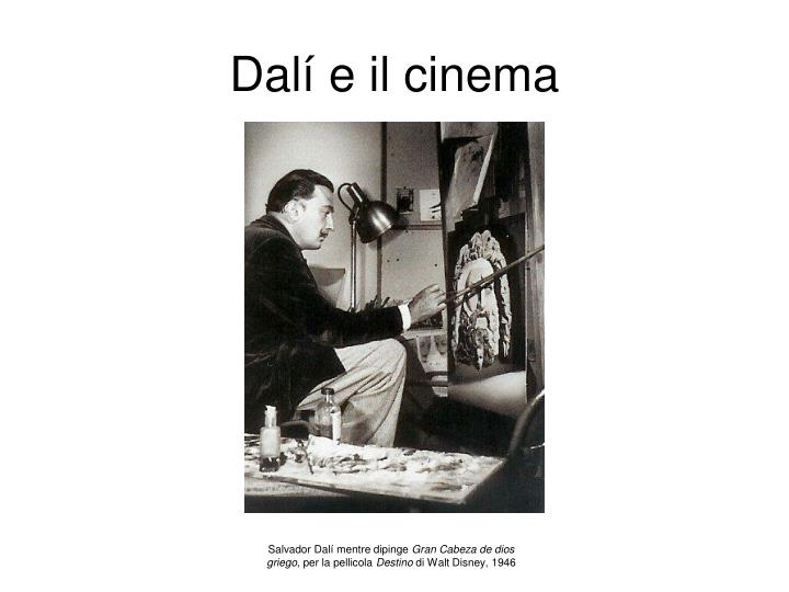 Dalí e il cinema