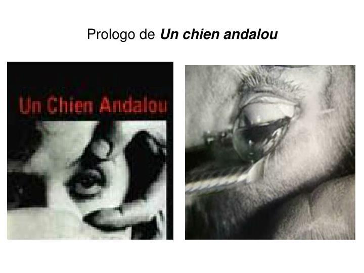 Prologo de
