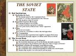 the soviet state