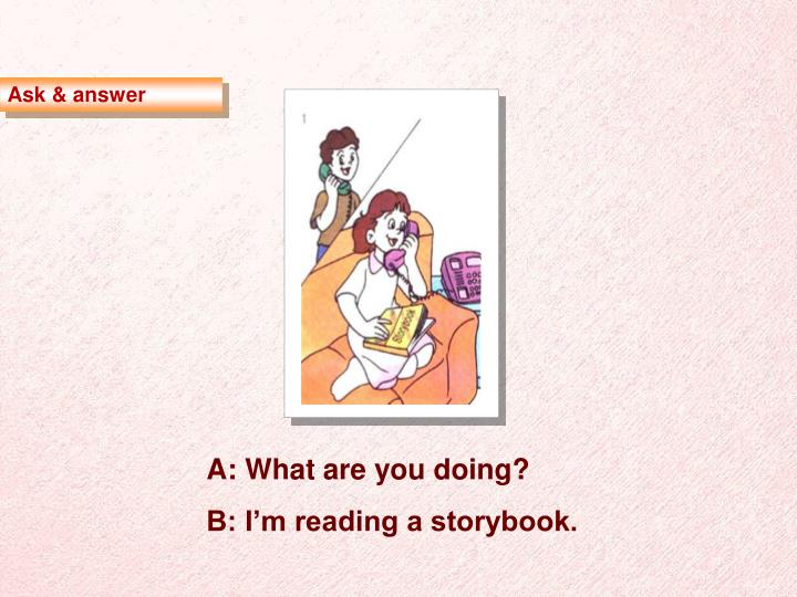 Ask & answer