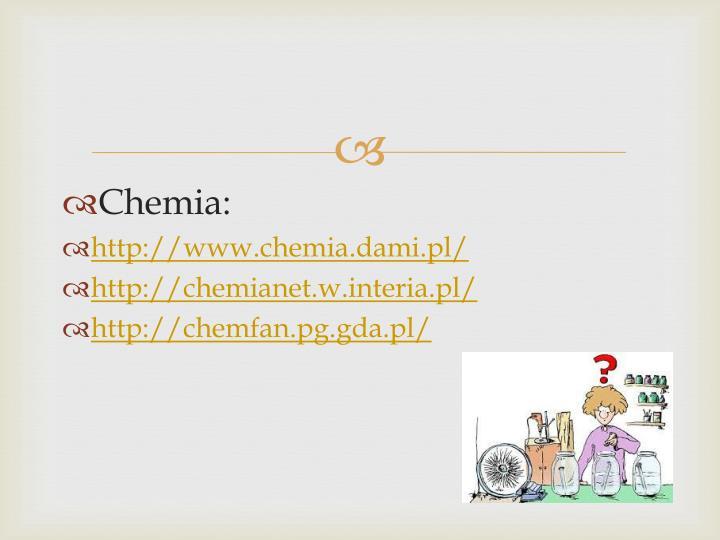 Chemia: