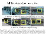 multi view object detection1