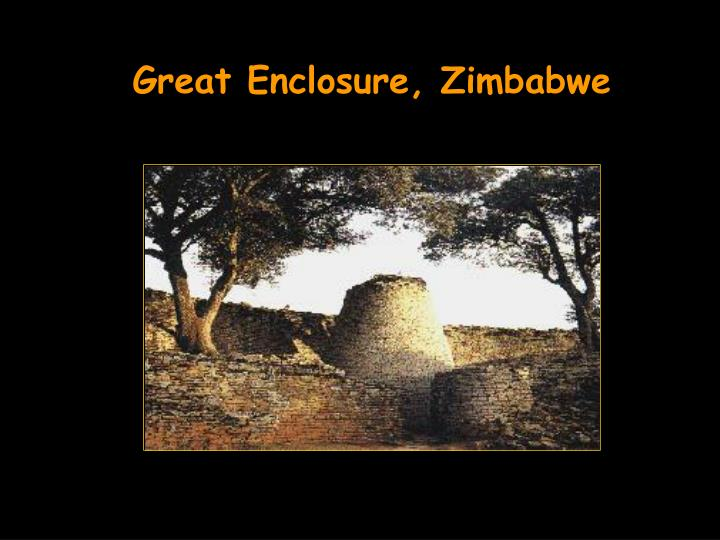 Great Enclosure, Zimbabwe