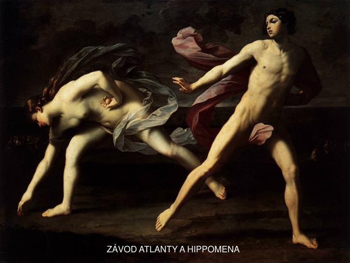 ZÁVOD ATLANTY A HIPPOMENA