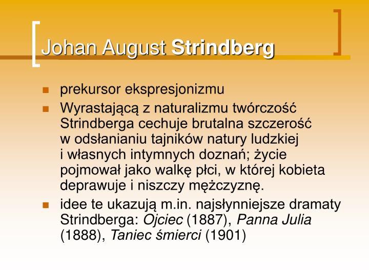 Johan August