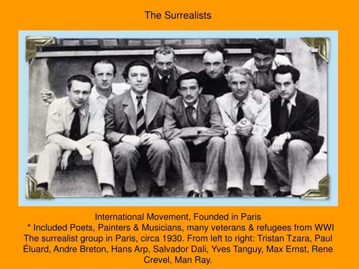 The Surrealists