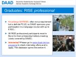 graduates rise professional1