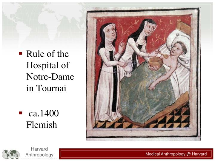 Rule of the Hospital of Notre-Dame in Tournai