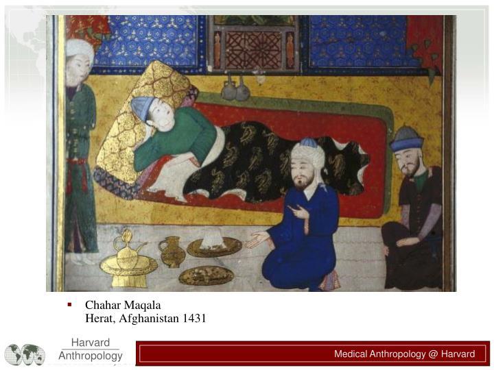 Chahar Maqala