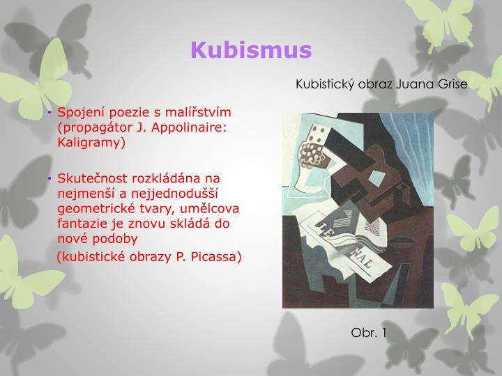 Kubismus
