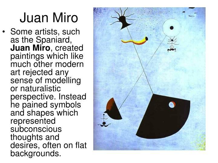 Juan Miro